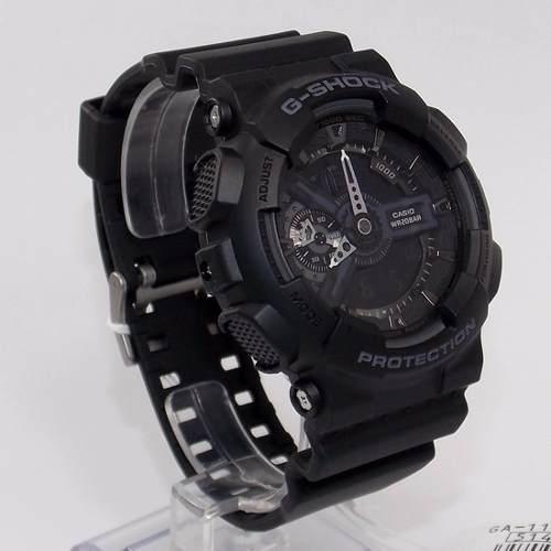 GA-110-1BDR Relógio De Pulso Casio Gshock Analógico Digital  - Alexandre Venturini
