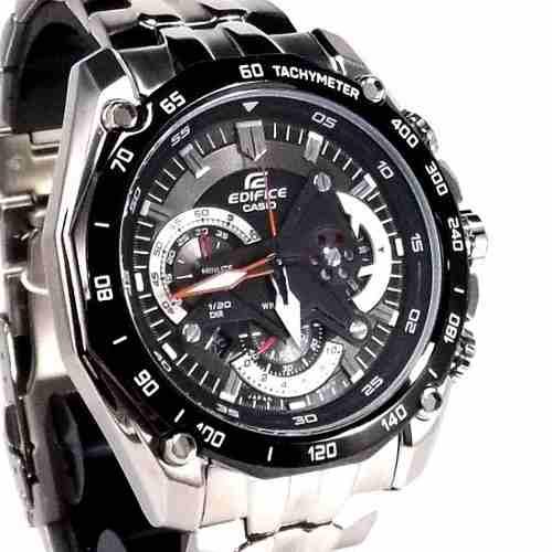30f7a8df61f Relógio Casio Edifice EF-550D-1AV 100%original 1ano Garantia - E-Presentes