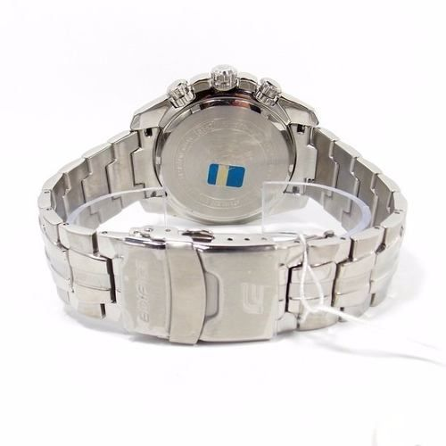 Relógio Casio Edifice EF-550D-1AV 100%original 1ano Garantia  - E-Presentes