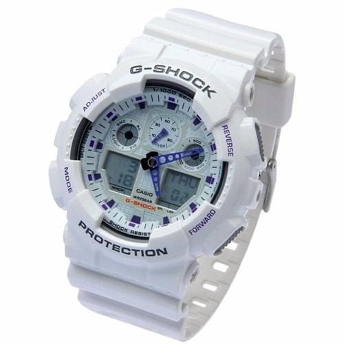 GA-100A-7ADR Relógio Casio G-shock X-large Limited Ga100  - E-Presentes
