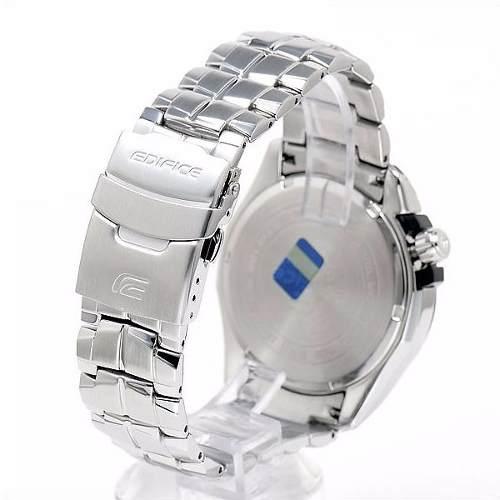 Relógio Casio Edifice EF-130D 1A4V Pulseira Aço Inox Cristal  - E-Presentes