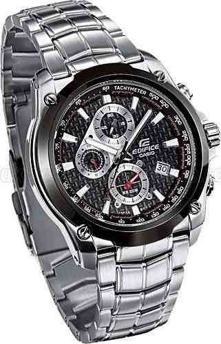 Relógio Casio Edifice EF-524SP-1AV Cronógrafo  - E-Presentes