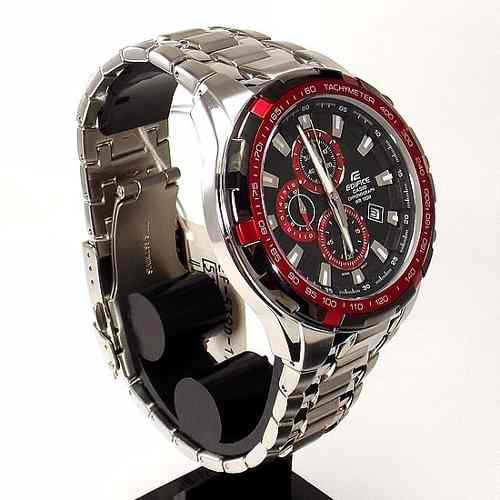 8337d6914bf Relógio Casio Edifice EF-539D 1A4V - 100% Original Com Caixa - E-Presentes