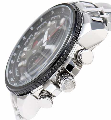 Relógio Casio Edifice EF-558D 1AV Cronograph 100m  - E-Presentes