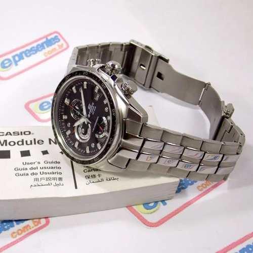 EF-565D 1AV Relogio Casio Edifice Chronograph 100% Autêntico  - E-Presentes