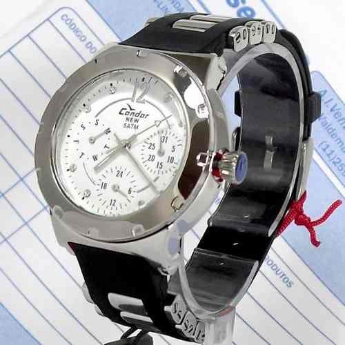 Relógio De Pulso Feminino KZ45107B Condor New  - E-Presentes