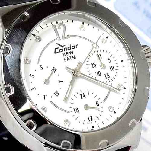 Relógio De Pulso Feminino KZ45107B Condor New  - Alexandre Venturini