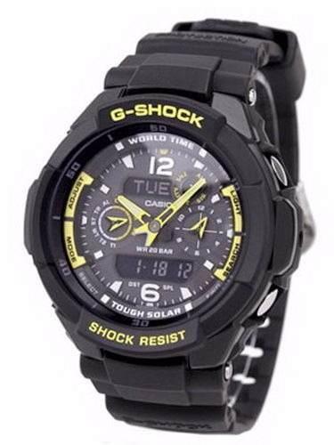 aefd3172212 Relógio Casio G-shock G-1250b 1adr Gravity Defier - E-Presentes