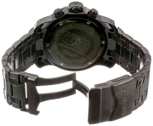 Relogio Invicta 80076 Prodiver Cronograph Black Ion-plate  - E-Presentes
