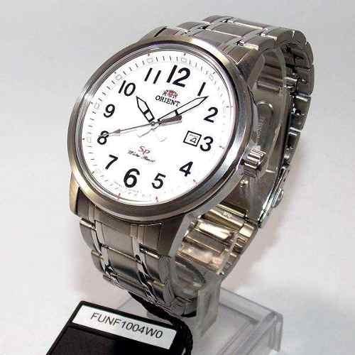 Relógio Masculino Orient Analógico Quartz FUNF1004W0 43mm  - Alexandre Venturini