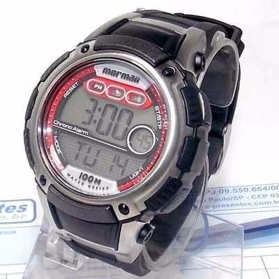 2966af56de6 Relógio De Pulso Mormaii Masculino Digital YP7367 8R - E-Presentes
