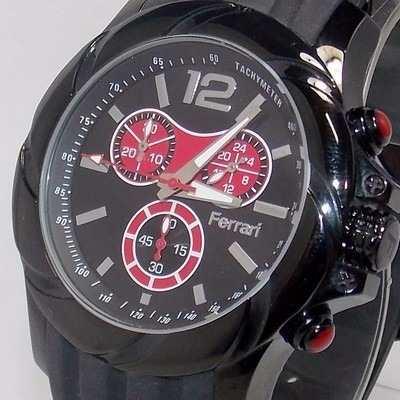 Relógio Ferrari Fuel FB003-P Masculino Original  - Alexandre Venturini