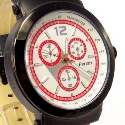 Relógio Ferrari Runner FC007-B Cronógrafo Masculino Original  - E-Presentes