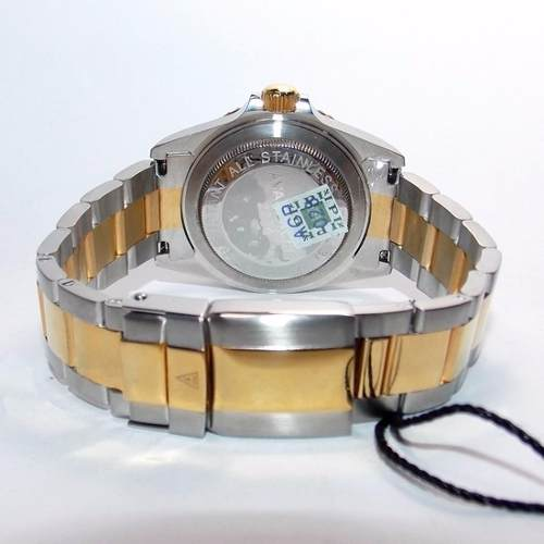 AV2234-2 Relógio Dourado E Prateado Avalanche  - E-Presentes