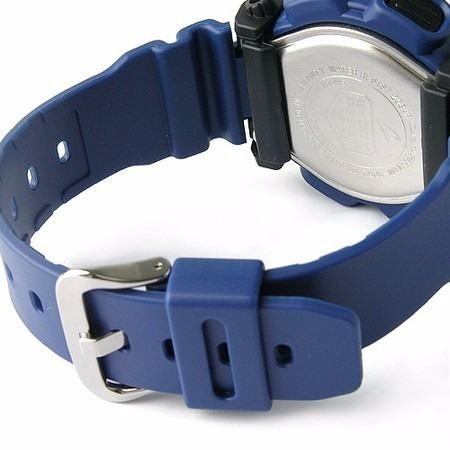 Dw-9052-2vdr Relógio Casio Gshock Surf Azul 200metros  - E-Presentes