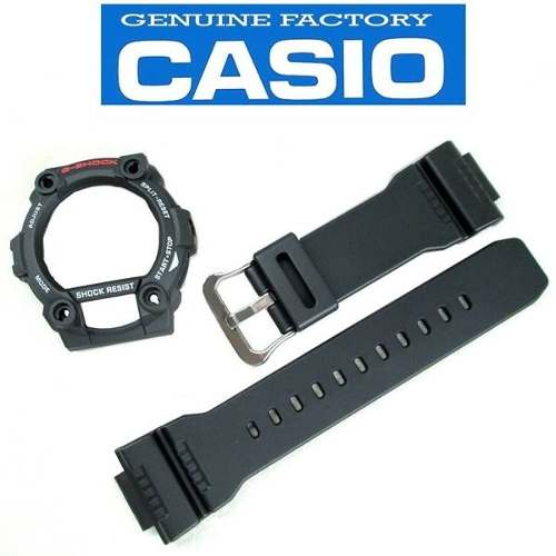 Pulseira + Capa Bezel Casio G-shock G-7900 - 100%original  - E-Presentes