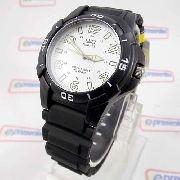 Relógio Prova D'água 100metros VQ84J006Y Q&Q Maquina Citizen