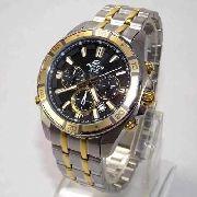 Relógio Casio Edifice EFR-534SG Com Iluminação 100% Original