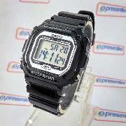 Relógio Casio Digital F-108WHC-1AV Alarme Crono WR Luz