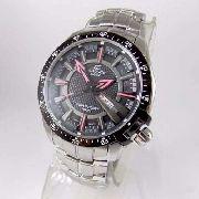 Relógio Casio Edifice EF-130D 1A4V Pulseira Aço Inox Cristal