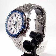 Relógio Casio Edifice EF-539D 7A2V Branco 100% Original