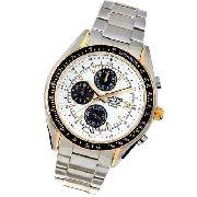 EF-503SG-7AV Relógio Casio Edifice Mostrador Branco