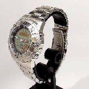 AMW-704D 7AV Relógio Casio Hunting Gear Caça Termômetro