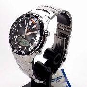 AMW-710D-1AVDF Relógio Casio Náutico Marine Gear Gráfico