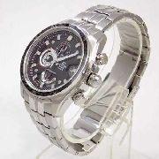 EF-565D 1AV Relogio Casio Edifice Chronograph 100% Autêntico