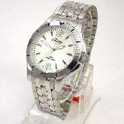 Relógio Masculino Condor Pulseira Aço Wr100m KT20291B