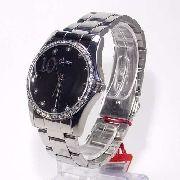 Relógio Feminino Condor New Metal Com Strass KW26309P