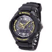 Relógio Casio G-shock G-1250b 1adr Gravity Defier
