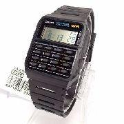 CA-53W 1Z Relógio Casio Calculadora Retro 100% Original CA53