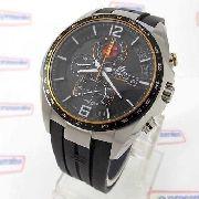 Efr-528 1av Relógio Casio Edifice Cronograph -100% Original