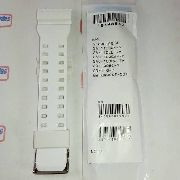 Pulseira Branca Brilhante Casio G-shock Gd-110 Ga-110 G-8900