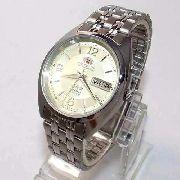Relógio Masculino Orient Automático 100% Original Fem0401uc9
