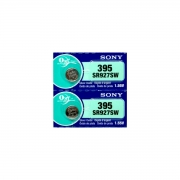 2 BATERIAS   SR927W SONY  Bateria Oxido de Prata 1,55V (399, V399, SR927W, SR57)