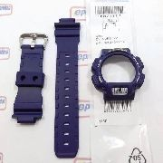 Pulseira + Capa Casio G-shock Azul Dw-9052-2, Dw-9050, Dw-9000, Dw-9051,  100% Original