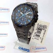 Efr-539bk-1a2v Relógio Casio Edifice Black IP  - 100% Original