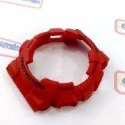 Capa Protetora Bezel Casio G-shock Vermelho GA-100B-4A GA-110FC-1A GA-100C-4A GA-120TR-4A