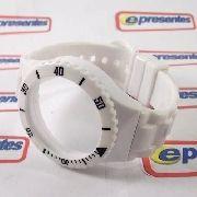 Pr30119b Pulseira Avulsa Original Champion Branco Brilhante