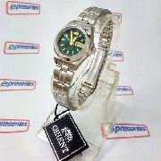 Relógio Feminino Orient Automatico Mini 25mm Fnq1a00af9