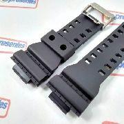 Pulseira Casio G-shock Ga-110c-1a Cinza Grafite 100%original