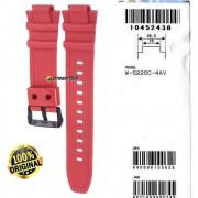 4 pulseiras Casio - Pacote especifico para ANANGUERA