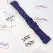 Pulseira Casio 100%original Resina Azul W-752 W-753 W-755