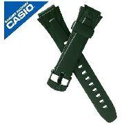 Pulseira Casio Resina Verde W-752 W-753 W-755