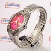 Relogio Automático Orient 21 Jewels Fab00006h9 Vermelho