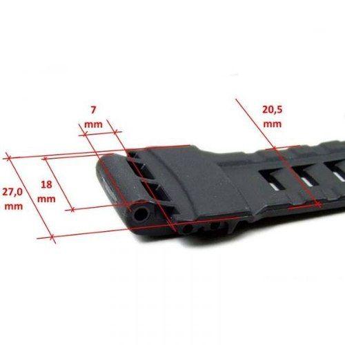 Pulseira Casio Protrek Prg-250 Prg-510 PRW-2500-1 PRW-5100*  - E-Presentes