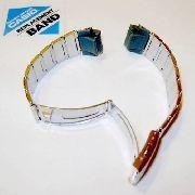 Pulseira Casio 100%original Aço Inox Aq-160wd Com Terminais