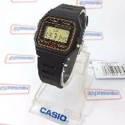 Relogio Casio Digital F-91WG-9DG Retrô Serie Ouro ORIGINAL